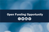 AHW Open Funding Opportunity Graphic