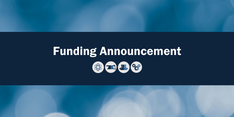 AHW Funding Announcement Graphic