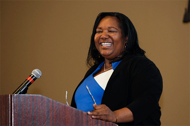 Photo of 2018 Advancing Behavioral Health Summit Keynote Speaker Dr. Gloria Wilder